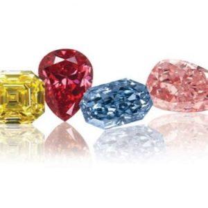 Diamonds Fancy Colours